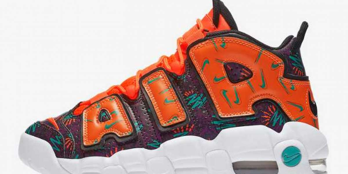How much do you know about Nike Air More Uptempo?
