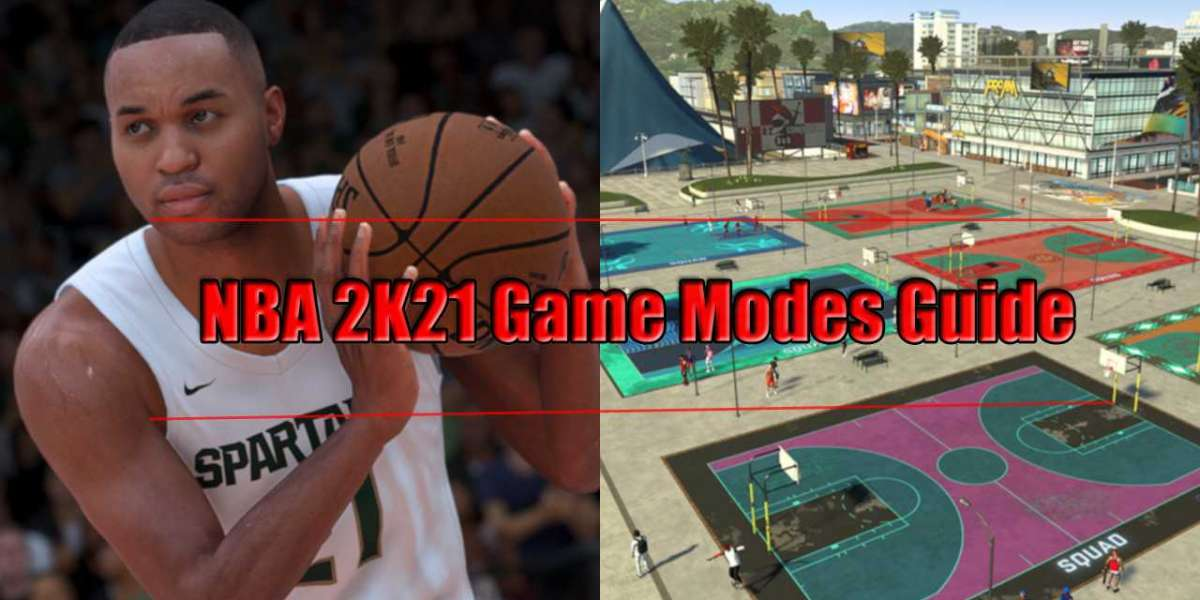 NBA 2K21 Game Modes Guide