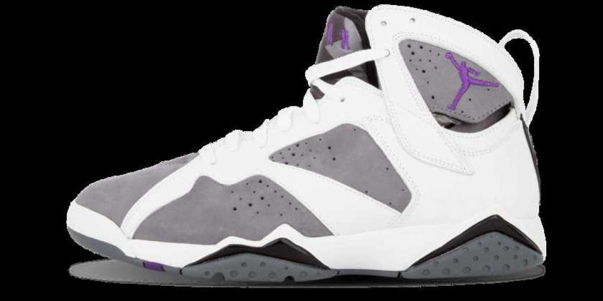 """CU9307-100 Air Jordan 7 """"Flint"""" Will Be Officially On Sale On May 8th"""