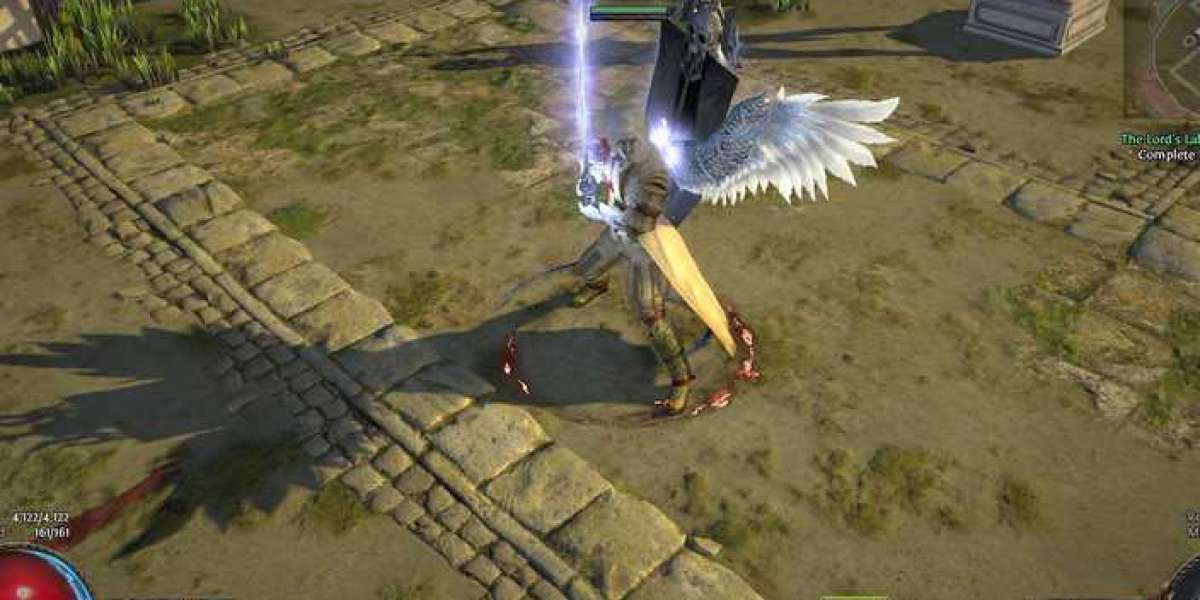 Path of Exile's early three-step strategy implementation steps