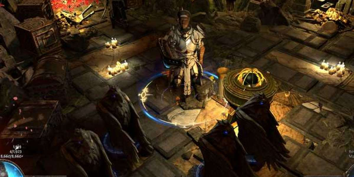 Confused Path of Exile players should find the Build that suits them best