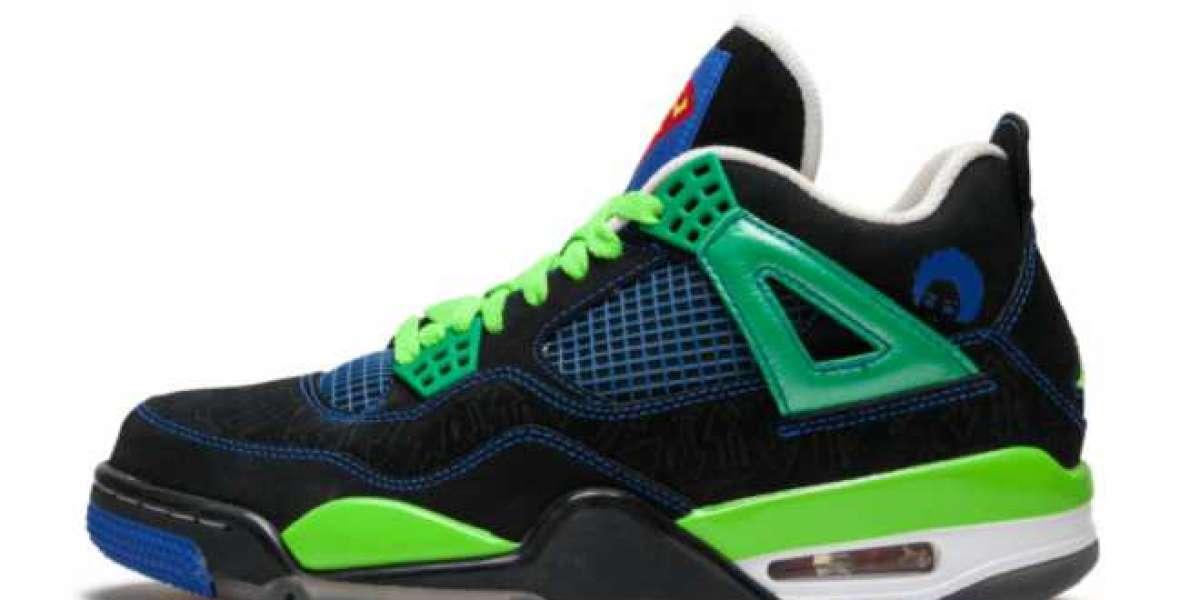 University Blue Air Jordan 4s CT8527-400 releasing April 28th for $200 USD