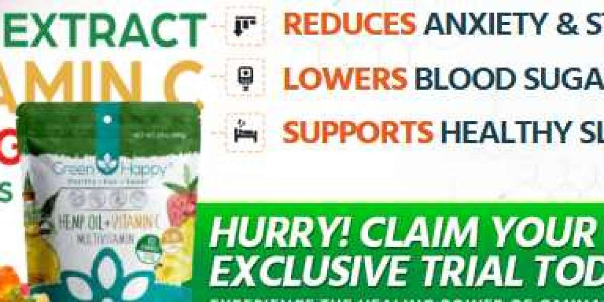 Green Happy CBD Gummies Official Update 2021 - Side Effects And Buy!
