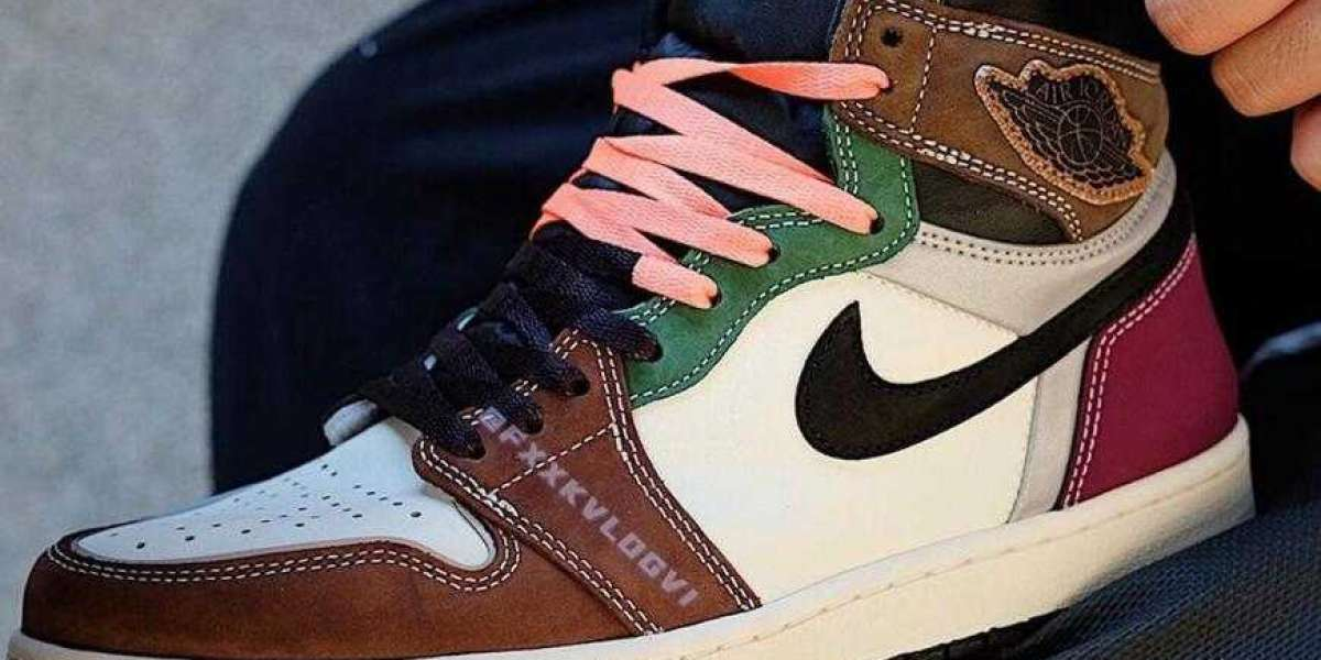 DH3097-001 Air Jordan 1 High OG Hand Crafted Will Arrive Before the Chrismas