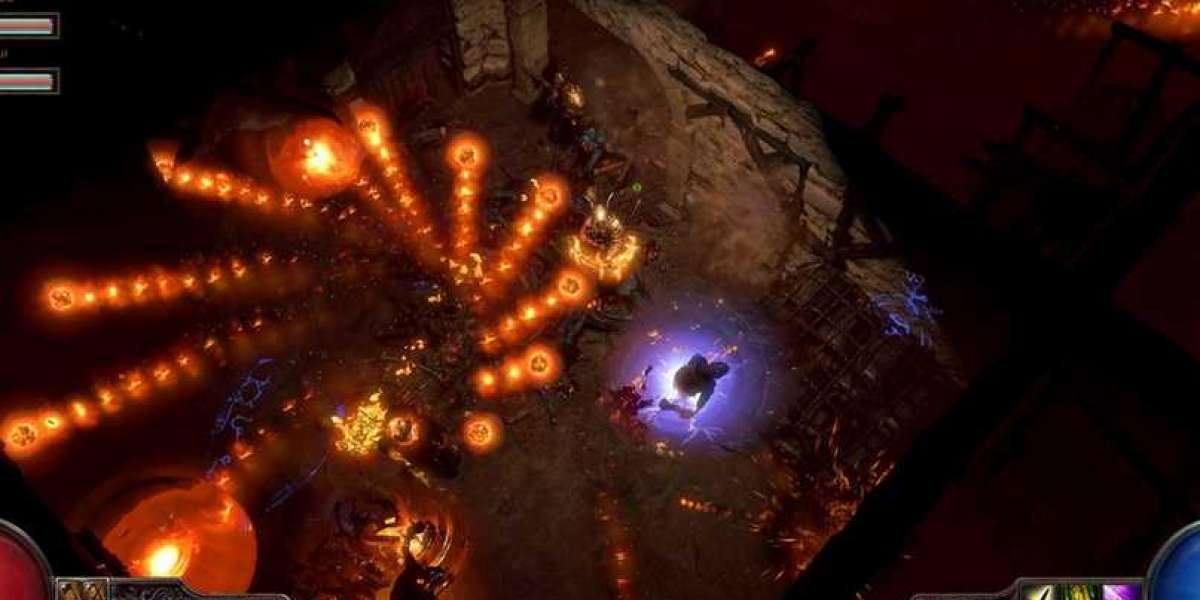 The new expansion of Path of Exile adds a lot of new gems