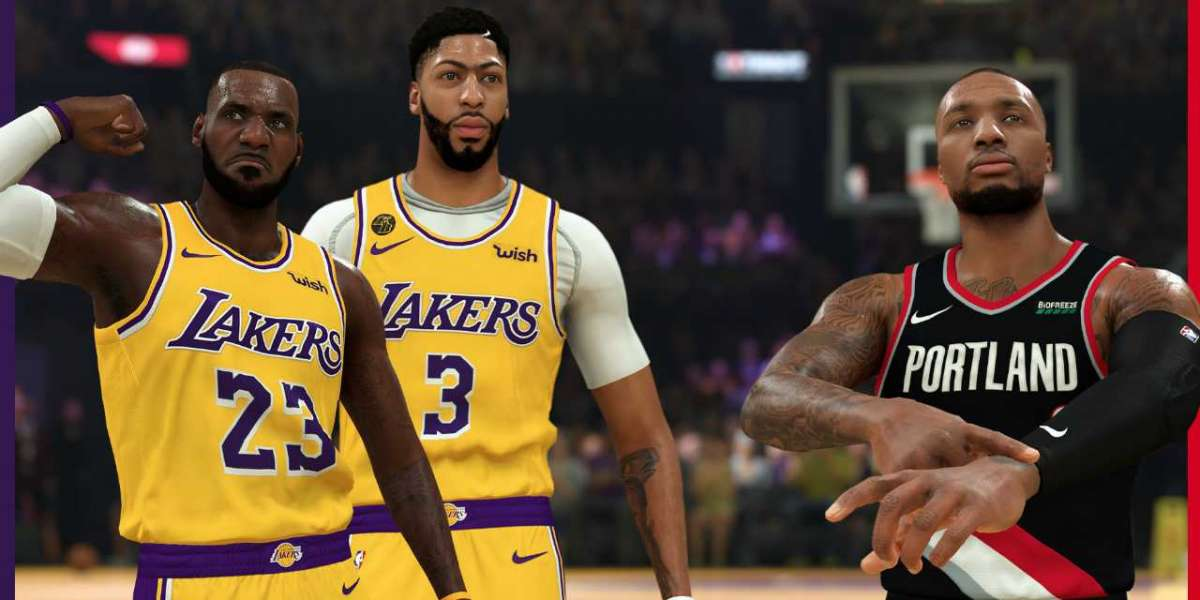 Introducing the two cover players of NBA 2K22